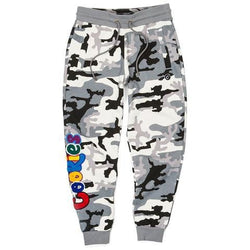 COOKIES FLEECE PANT CAMO 1532B3150