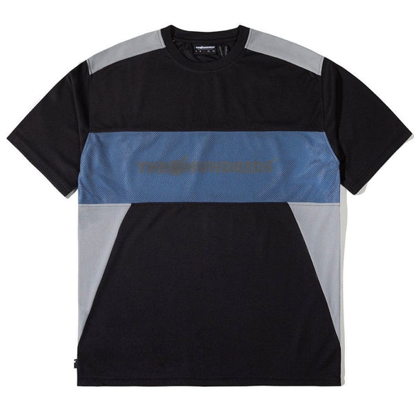The Hundreds Trek T Shirt Black