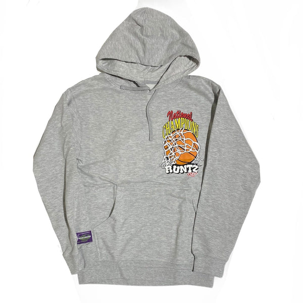 Runtz National Champs Hoodie (Heather Grey) 33578-GY