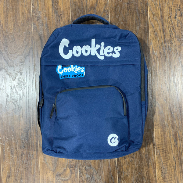 Cookies Backpack Eclipse Sateen Navy