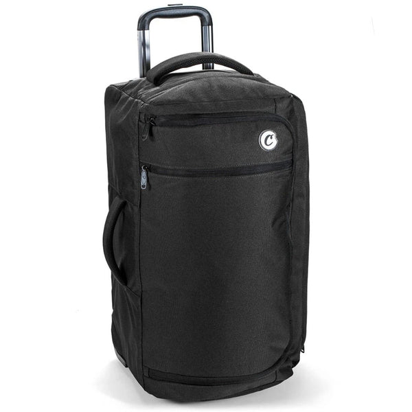 Cookies Trek Roller Travel Bag (Black)