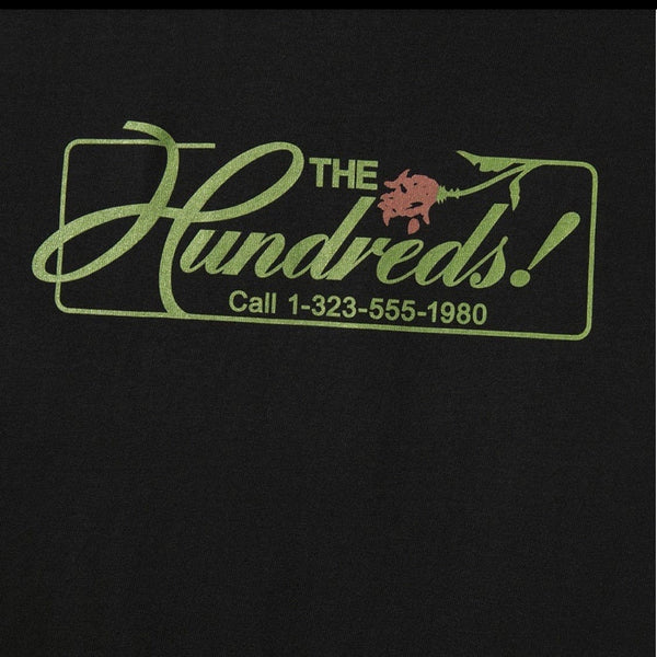 The Hundreds Over T Shirt Black