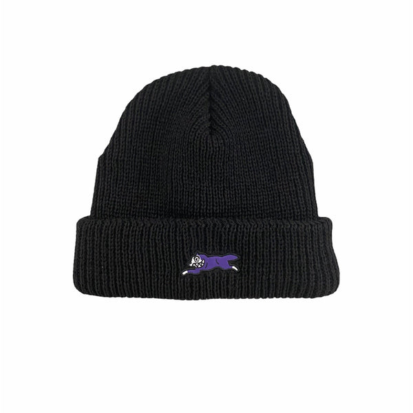 Ice Cream Colors Knit Beanie (Black) 401-9805