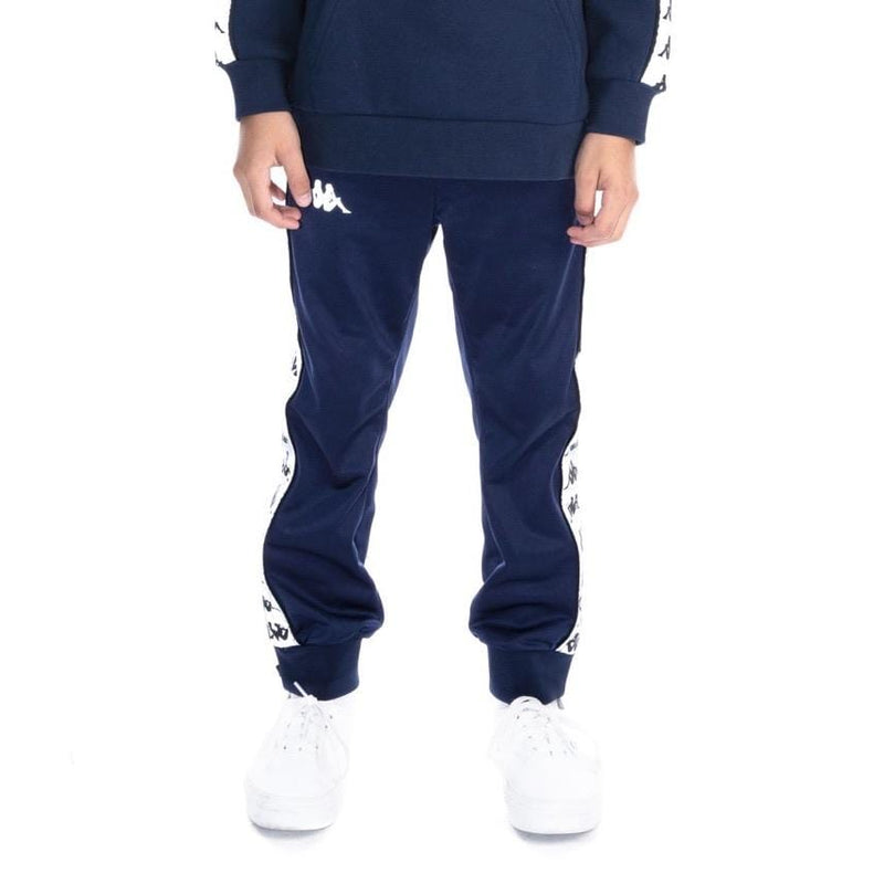 KIDS KAPPA BANDA DODO TRACKPANTS NAVY