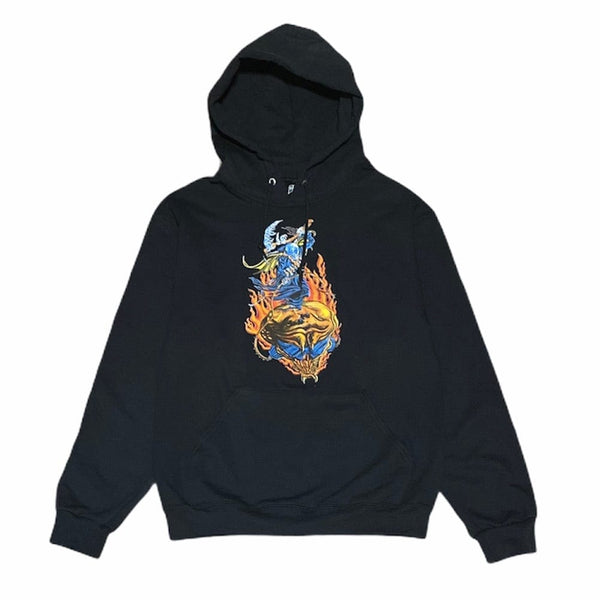 Bleach Goods Future Youth Hoodie (Black)