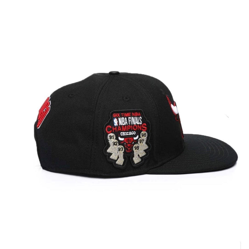 Pro Standard Chicago Bulls Six Time Snapback