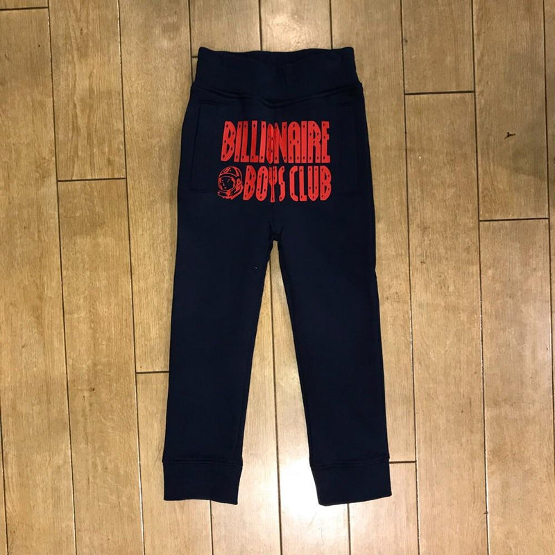 KIDS BILLIONAIRE BOYS CLUB SPACE SCOUT PANTS - BLUE