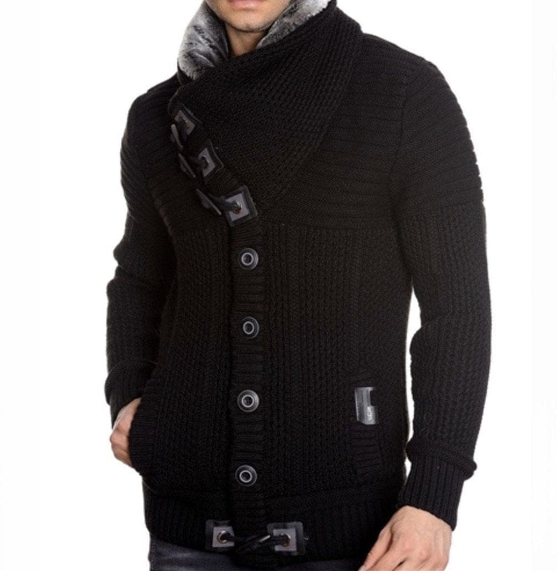 LCR SWEATER 7100 BLACK