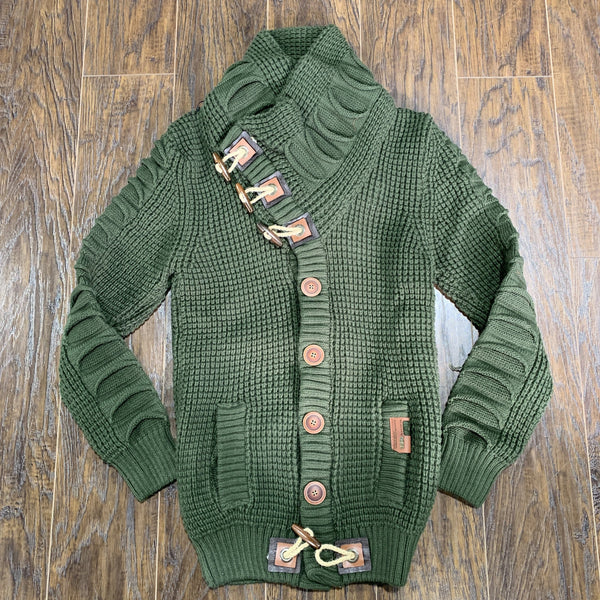 LCR SWEATER 5587 OLIVE