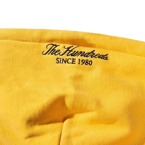 The Hundreds Fire Pullover Red