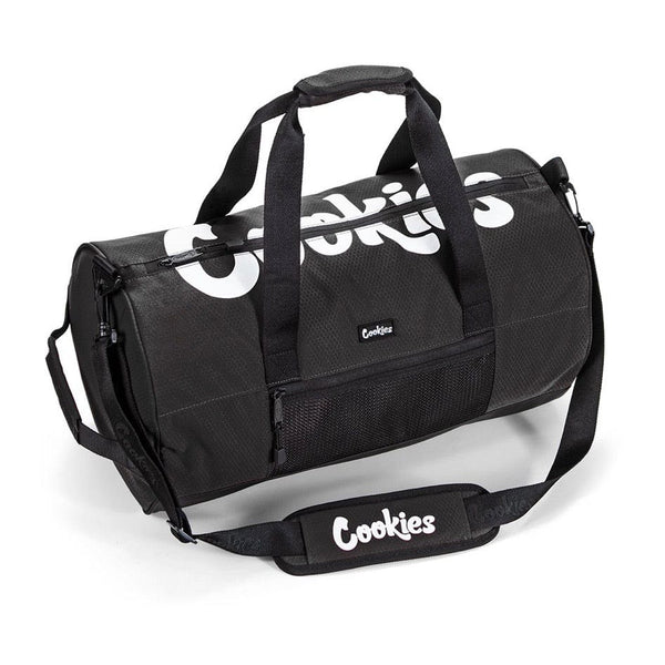 Cookies Summit Ripstop Duffel Bag Black