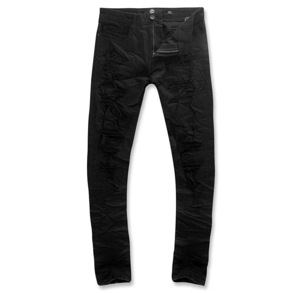 Jordan Craig Sean Trenton Denim (Jet Black)