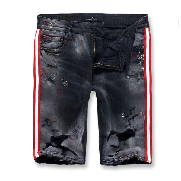 Jordan Craig Talladega Denim Short (Black Shadow)