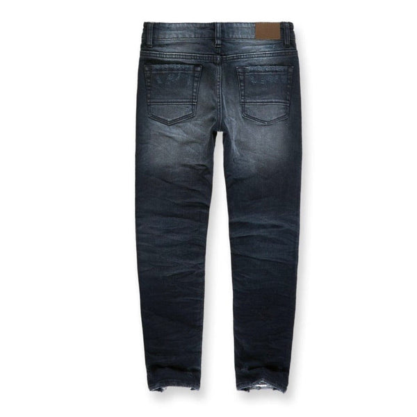 Kids Jordan Craig Hawthorne Denim (Midnight Blue) JM3355K