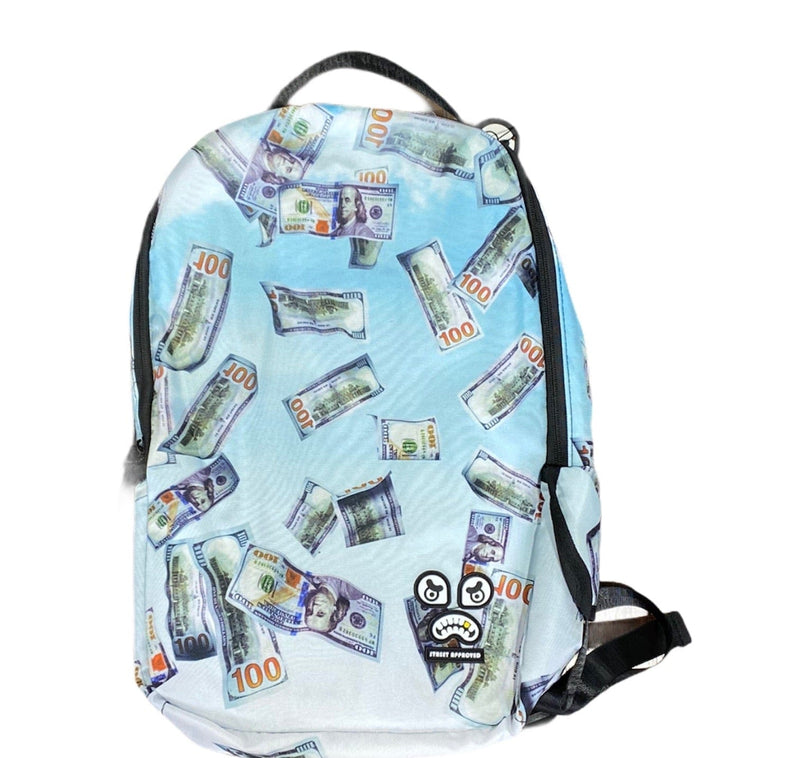 Street Approved Make It Rain Backpack