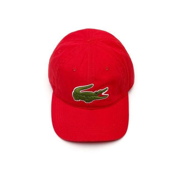 LACOSTE HAT RK8217RED