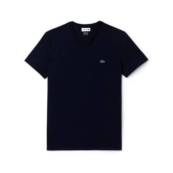 Lacoste V Neck (Navy Blue) TH6710