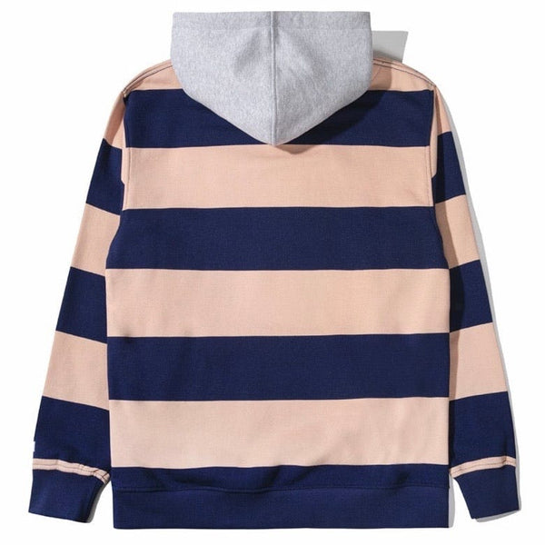 The Hundreds Griffith Pullover Hoodie (Navy) T20W102007