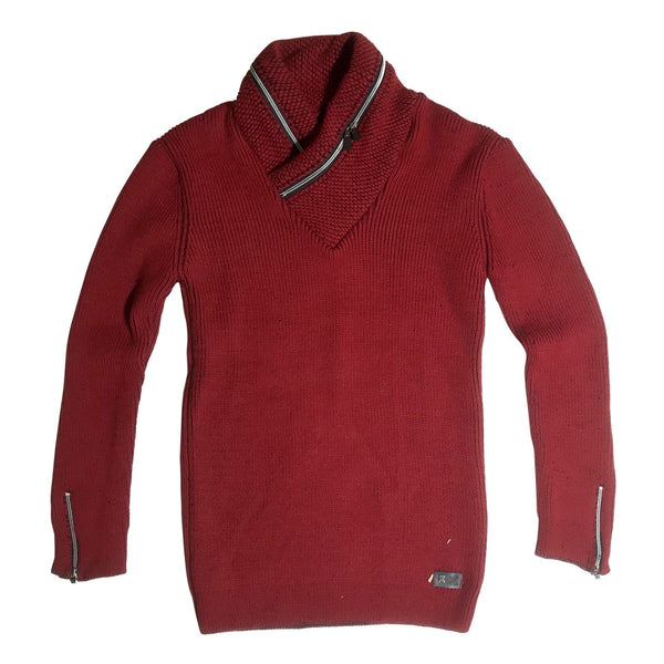 LCR SWEATER - RED