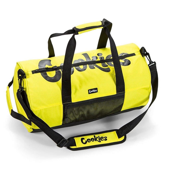 Cookies Summit Ripstop Duffel Yellow