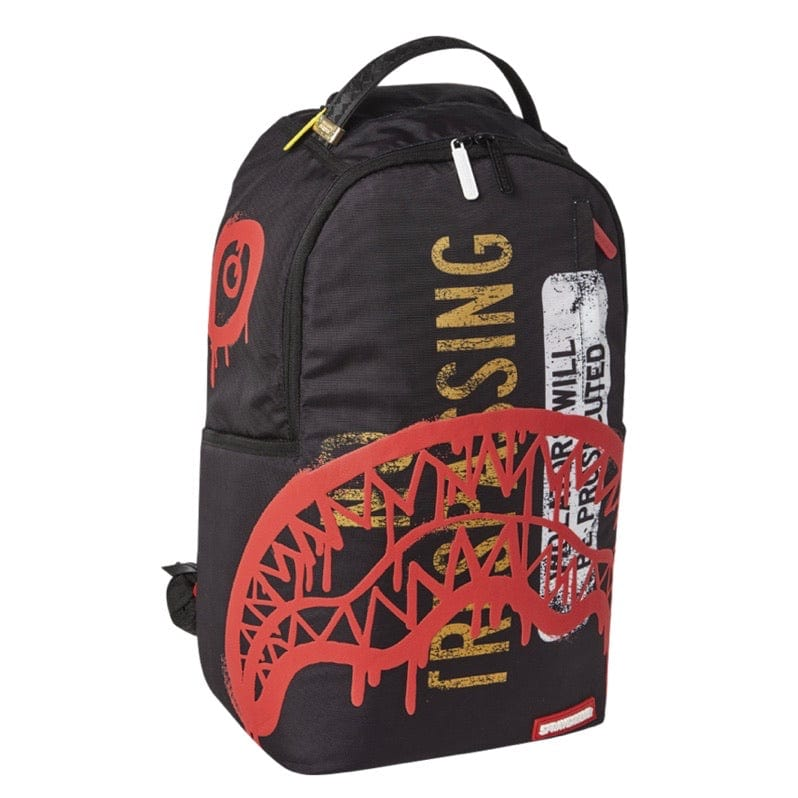 Sprayground No Trespassing Backpack