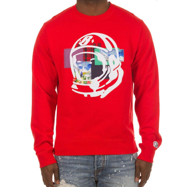 Billionaire Boys Club Helmet Crew (Red)