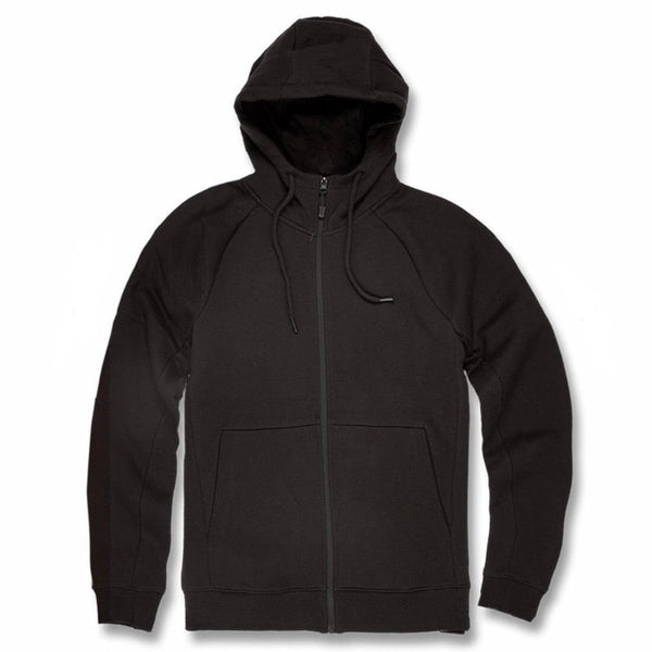 Jordan Craig Uptown Zip Up Hoodie (Black) 8521H