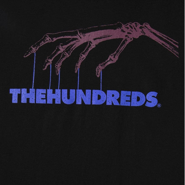 The Hundreds Control T Shirt Black