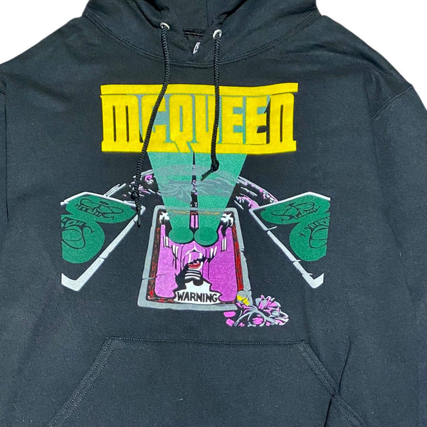 Bleach Goods The Warning Hoodie (Black)