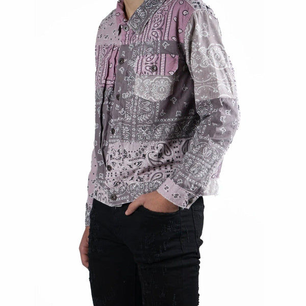 Valabasas Ranker Jacket (Purple) VLBS2160