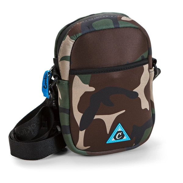 Cookies Travel Pocket Neoprene Bag Green Camo