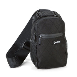 "Cookies ""Noah"" Quilted Over The Shoulder Bag Black"