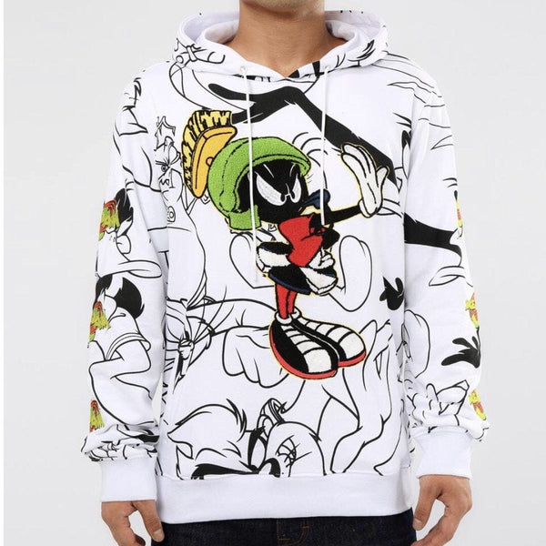 LOONEY TUNES CREW WHITE