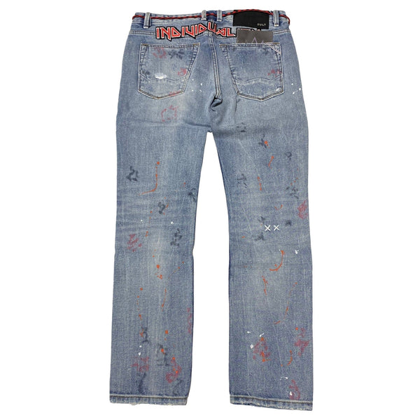 Cult Of Individuality Rocker Slim Jeans (Maiden) 620B8-RS03E