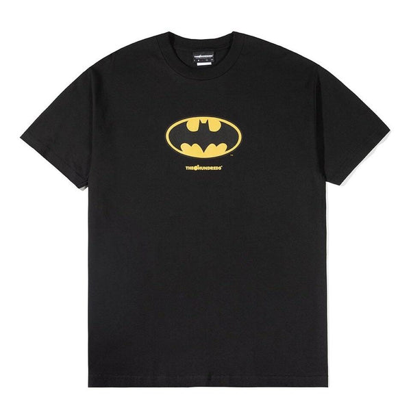 THE HUNDREDS T-SHIRT BAT T BLACK
