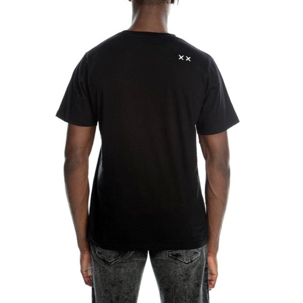 Cult Of Individuality Scribble Crew Neck (Black)