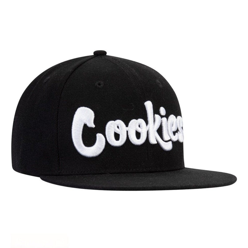 Cookies Original Mint Hat Snapback Black/White