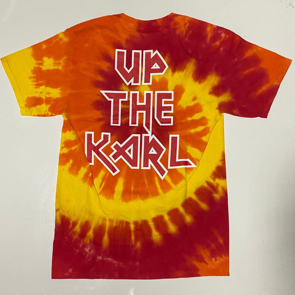 Bleach Goods Up The Karl T Shirt (Tie Dye)