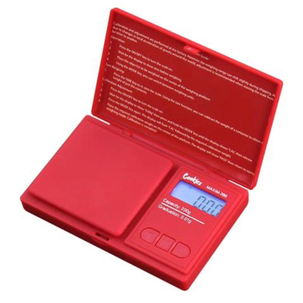 Cookie Pocket Scale (Red)