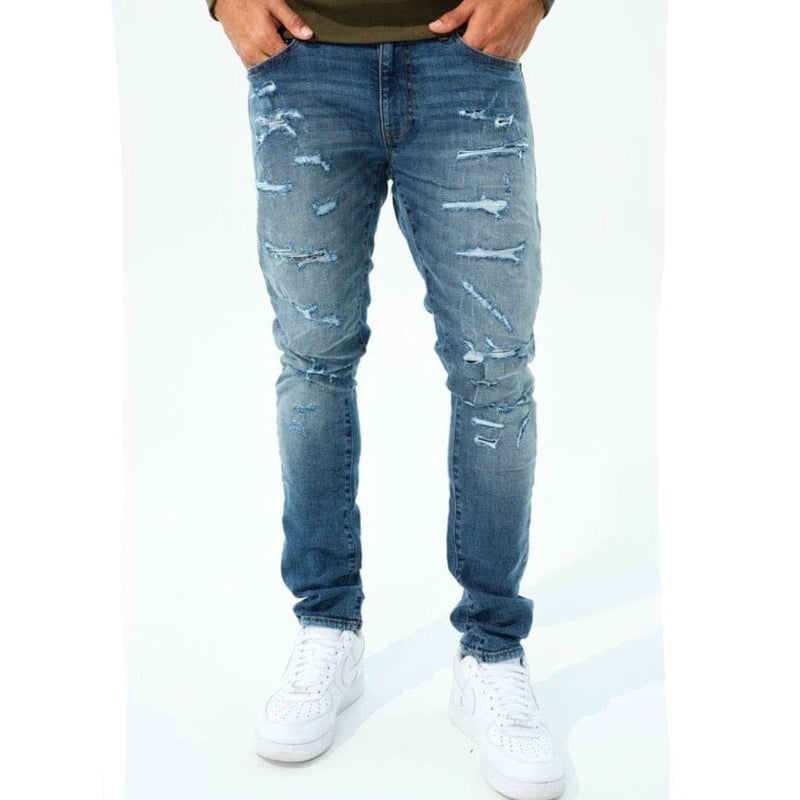 Jordan Craig Sean Trenton Denim (Medium Blue)