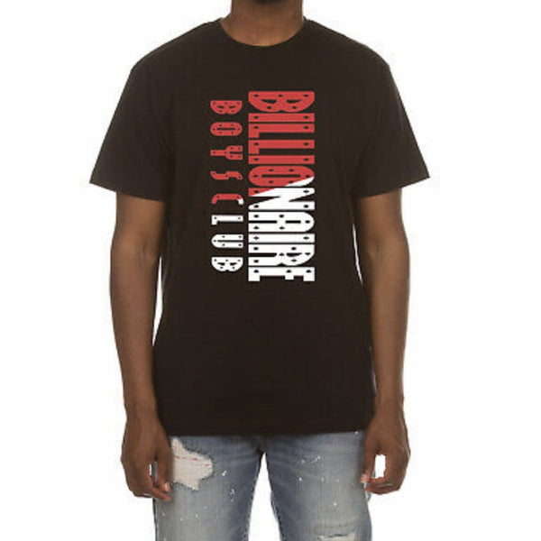 BILLIONAIRE BOYS CLUB T-SHIRT BLACK 891-2213