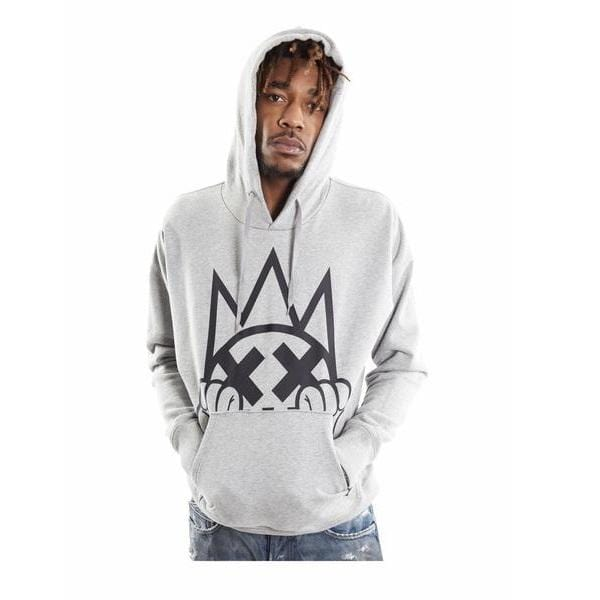 CULT SHIMUCHAN PULLOVER HOODIE GREY