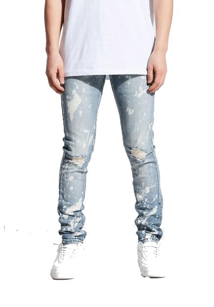 CRYSP DENIM JEAN  ATLANTIC CRYSP119-123