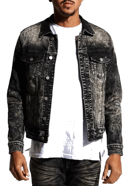 CRYSP JACKET PORTER DENIM JACKET CRYSP219-206