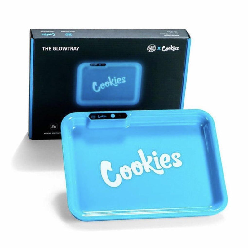 Cookies V4 Glow Tray (Blue)