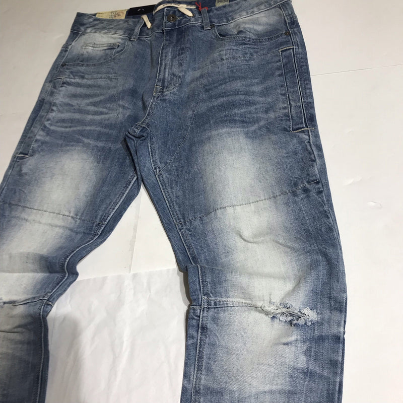 SMOKE RISE DENIM PEARBL JP9142