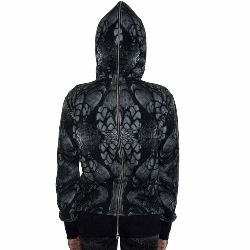 CULT OF INDIVIDUALITY HOODIE RAVEN 69A3-KZ24A