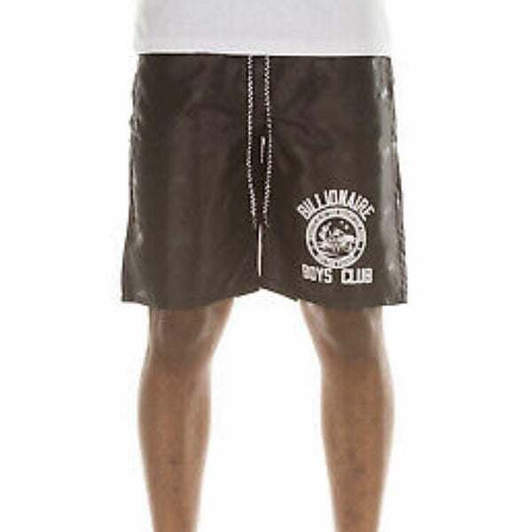 BILLIONAIRE BOYS CLUB SHORTS BLACK 891-3103