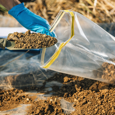 Soil Testing Service  - Seacliff Organics Living Soil Ammendments New Zealand