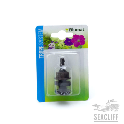 Tropf Blumat - Reservoir Connector  - Seacliff Organics Living Soil Amendments New Zealand